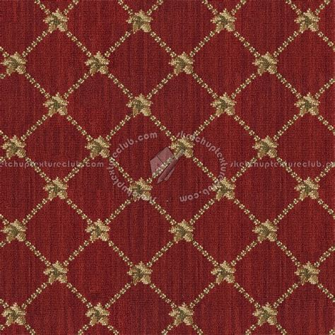 red carpeting texture seamless