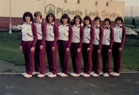 1982 England v Scotland | National Squads | Our Netball ...