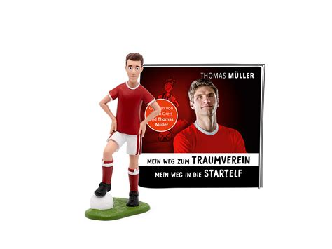 Discover everything you want to know about thomas müller: Content-Tonie für die Toniebox: Thomas Müller - Mein Weg ...