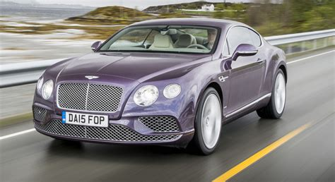 2016 Bentley Continental Gt Price