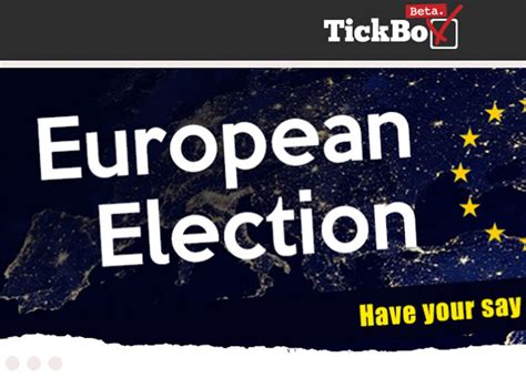 European Parliament Election: Who should you vote for ...