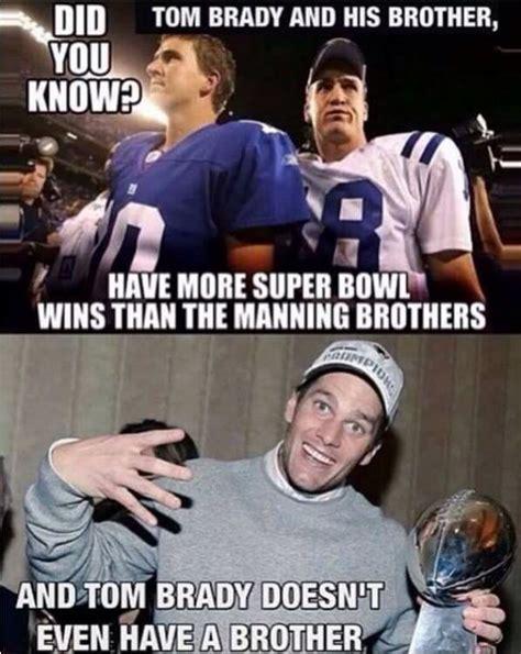 Tom Brady Peyton Manning Meme - 1070 best boston football images on pinterest patriots football new england patriots and