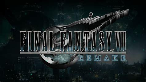 final fantasy vii remake  multi part series gematsu