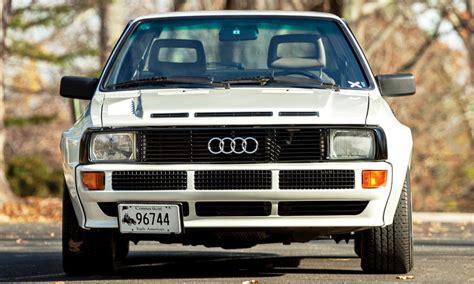 1984 Audi Sport Quattro 22