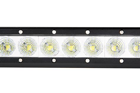 39 quot compact road led light bar 108w 6 048 lumens
