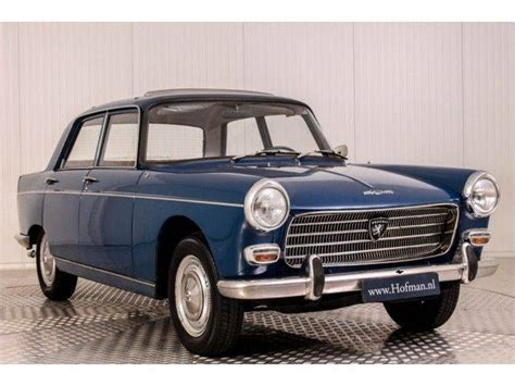 Peugeot 404 For Sale by For Sale Peugeot 404 1962 Offered For Aud 12 074