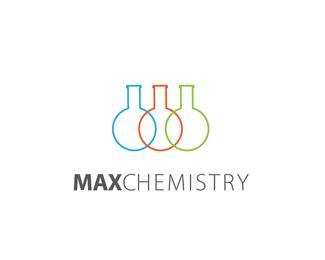 Max Chemistry Designed by sonjapopova   BrandCrowd