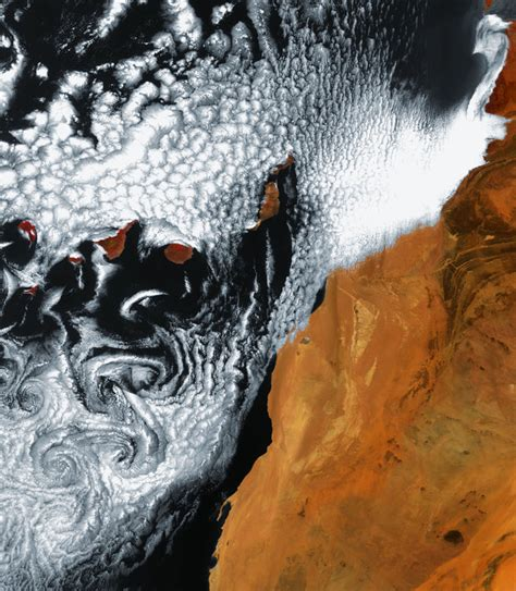 Earth From Space Swirling Cloud Art Observing The Earth