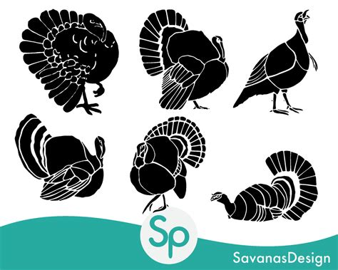 Click here to go to the updated version of this post. Thanksgiving svg Files Turkey Silhouette Thanksgiving