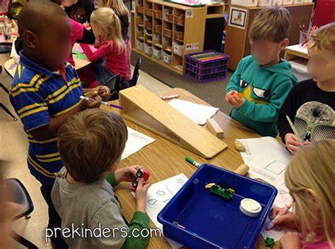 Music Tested In Kindergarten exploring science in pre