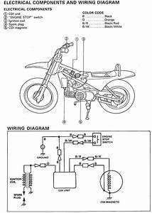 yamaha cdi schematic wiring diagram With yamaha motorcycle wiring diagrams dc cdi ignition wiring diagram honda