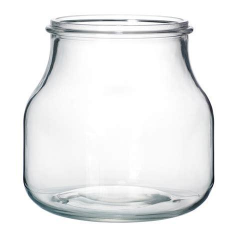 ikea pot en verre ensidig vase ikea