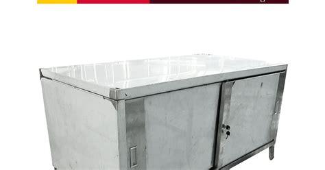 Jual Kitchen Cabinet Stainless Sliding Door