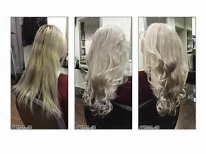 Blond Grau Haarfarbe : unsere vorher nachher galerie studio 78 ~ Frokenaadalensverden.com Haus und Dekorationen