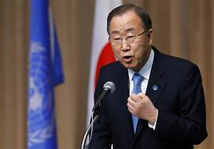 Ban Ki-moon fires UN peacekeeping chief in Central African ...