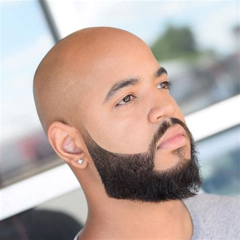 hair shave style 17 best charismatic beards styles for black balded