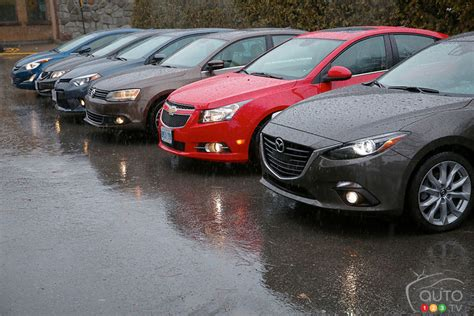 2014 Compact Car Comparison Test The Real Shopping List