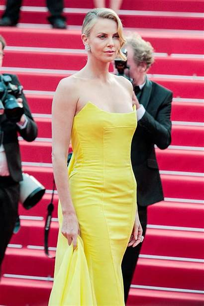 Theron Charlize Mad Max Cannes Fury Road