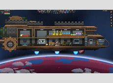 Tip You can farm on your ship starbound