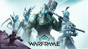 Twitch Prime Members Get Exclusive Prime Loot In Warframe