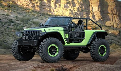 707 hp jeep trailcat based hellcat and six other jeep mopar concepts revealed