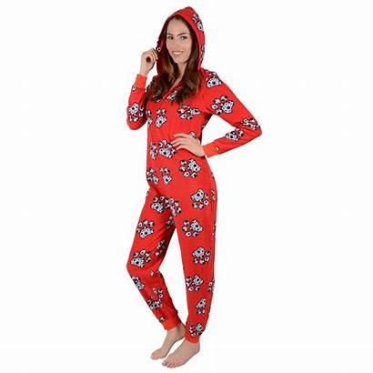 Onesie Suit Adult Pyjamas Pjs Ladies Piece