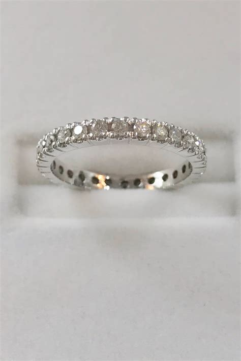 view of white gold rings philippines displaying 1 of 22