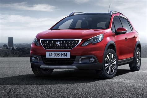 New Peugeot by New Peugeot 2008 Compact Suv Myautoworld