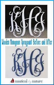 wooden monogram crafts With cursive wooden letters michaels