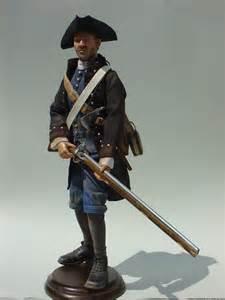 American Revolutionary War Figures