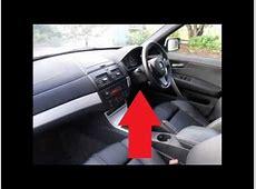 BMW X3 E83 Diagnostic OBD2 Port Location Video YouTube