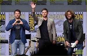 Jensen Ackles & Jared Padalecki Tease 'Supernatural ...