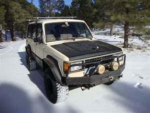 Find Used 1988 Isuzu Trooper For Parts Or Repair In Grand