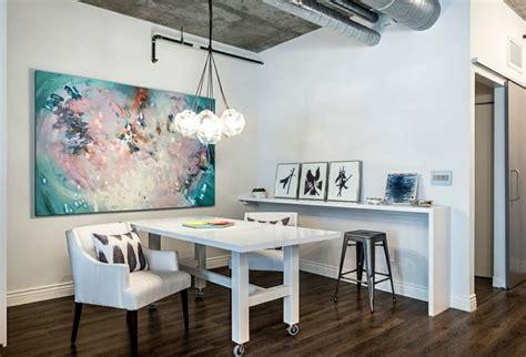 deco bureau maison bureau maison de style industriel et moderne
