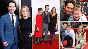 Actor Paul Rudd's Wife Julie Yaeger, Kids and Family 2017 ...