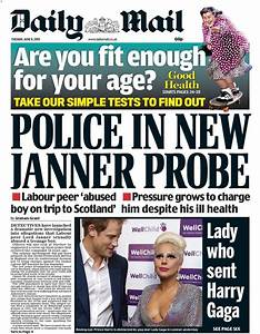 16 best images about Front pages: Tuesday 9th June 2015 on ...