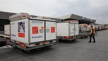 Turkish Cargo Covid Primeras Vacunas Transporta Contra