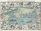 Typus Orbis Universalis.: Geographicus Rare Antique Maps