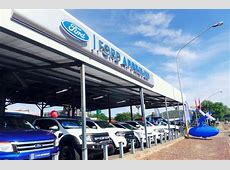 Introducing The NewLook CMH Ford Pretoria North