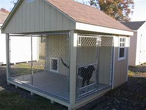 17 best images about sheds with kennels on pinterest for Tuff shed dog house