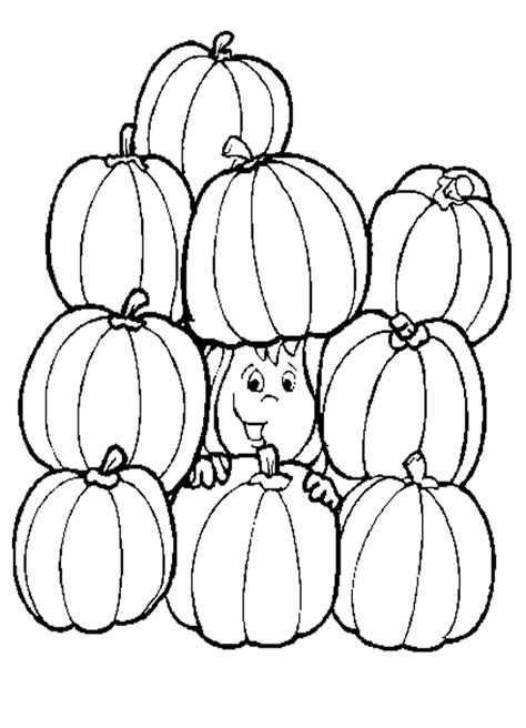 pumpkin coloring pages for preschool coloring home 396 | nTEy7Kzbc