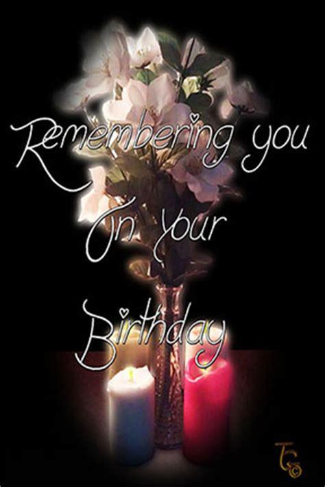 remembering  birthday card    ecards