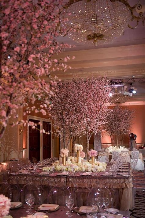 Blossoming Trees {For Weddings Fabulous Floral