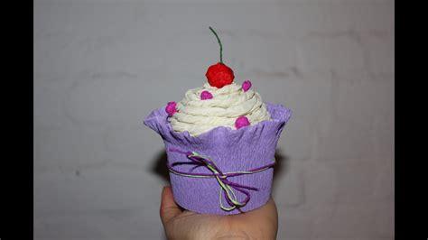 diy cupcake geschenkbox youtube