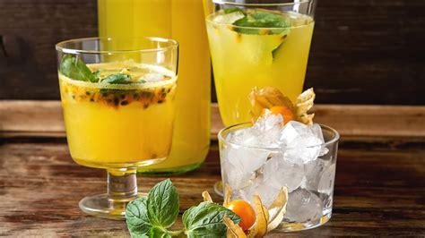 passion fruit cocktail maracuja todaycom