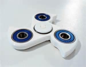 3D Printed Spinner Fidget