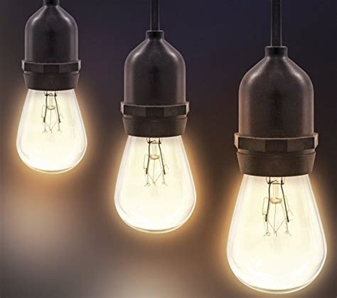 edison bulb string lights indoor outdoor indoor edison style string lights commercial