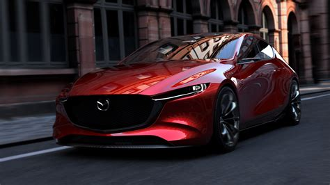 2017 Mazda Kai Concept Wallpaper