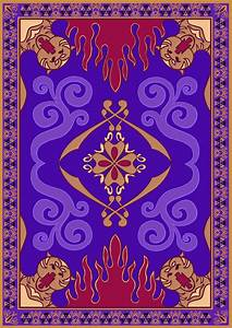 Magic carpet by sydonz on deviantart for Aladdin carpet design