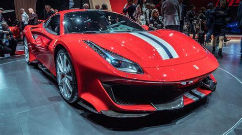 Ferrari's New Road Racer Is The 711bhp 488 Pista  Top Gear